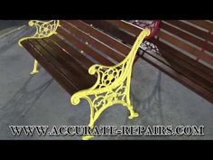 Various Outdoor Wood & Cast Iron Benches - http://news.gardencentreshopping.co.uk/garden-furniture/various-outdoor-wood-cast-iron-benches/