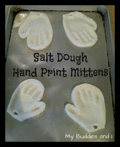 My Buddies and I: Adventures in Salt Dough Parent gift idea