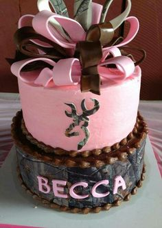 Sweet Sixteen Country Theme | cake for country girl