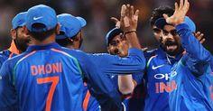 धवन और कार्तिक के अर्धशतक, भारत ने न्यूजीलैंड को छह विकेट से हराया | Punjab Kesari