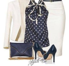 Business Casual. LOVE the top!