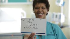 """Improving the Patient Experience """"I am the #PatientExperience """" The Beryl Institute"""