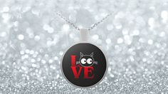 Love Cats Necklace ***** #catlover #catnecklace