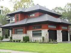Project: Maison Demers Location: Montreal Product: Parklex Architect:  Evolution  Architecture | #brilliantbuildings