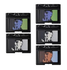 12-Nars Eye Palette Andy Warhol Collection