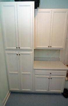 White Kabinart Cabinets