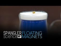 Floating Magnets - Cool Science Experiment- 5th Grade