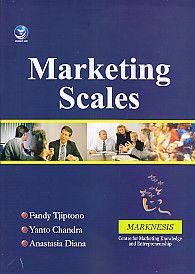 Marketing Scales, Fandy Tjiptono