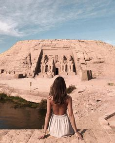 Day Tour to Abu Simbel from Cairo by Plane – Best Travel Destinations Vacation Pictures, Travel Pictures, Albania, Places To Travel, Places To Go, Visit Egypt, Egypt Travel, Photos Voyages, Cruise Travel
