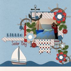 Sail on - Scrapbook.com