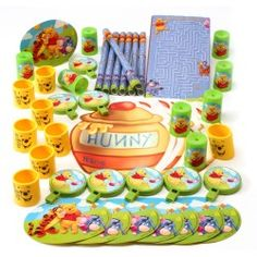 Disney Winnie the Pooh Party Favor Value Pack