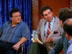 Late nightshow with Kramer