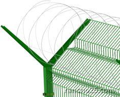 wire mesh fence www.rancho25.com