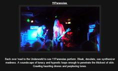 11PARANOIAS @ Desertfest (London, UK)  Joe Head Music  http://joeheadmusic.blogspot.co.uk/2014/05/desertfest-2014.html