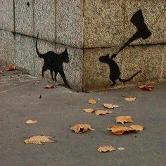 le chat et la souris ;)