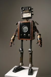 Steampunk Crafts | Steampunk Crafts / robot design