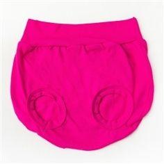 Tapa Fraldas Pink Recém-Nascido a 3 Meses