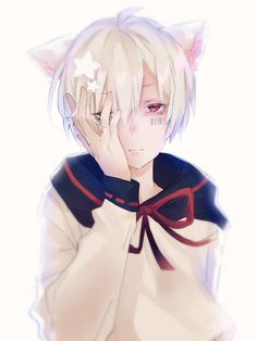 Gato Anime, Anime Neko, Cute Anime Boy, Anime Guys, Neko Boy, Sans Art, Anime Traps, Natsume Yuujinchou, Anime Animals