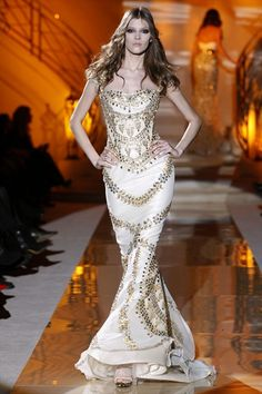 If your loving this Zuhair Murad dress take a look at my boards. If you follow me I will do the same. Enjoy!