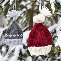 Design: Linda Brodin Winter Hats, Christmas Ornaments, Holiday Decor, Design, Home Decor, Decoration Home, Room Decor, Christmas Jewelry