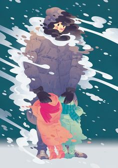 Winter Wind  (by Gogi Eom)  DESIGN STORY:  | Tumblr | Twitter |...