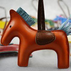 Tendencia Moda Chaveiro para Bolsa Cavalo Bolsas Divertidas