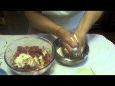 ▶ Receta de Albondigas Caseras | Las Recetas De Pepa - YouTube
