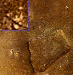 natural anomalies | UFO Casebook: Mars Anomalies