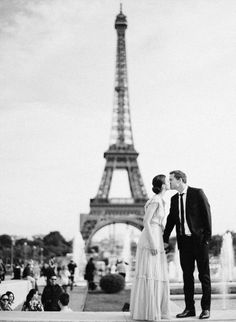 Paris Engagement Session from Aneta MAK + Forever & Ever Events  Read more - http://www.stylemepretty.com/destination-weddings/2013/06/21/paris-engagement-session-from-aneta-mak-forever-ever-events/