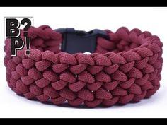 """How to Make the """"Conquistador"""" Paracord Bracelet - BoredParacord.com DIY - YouTube"""