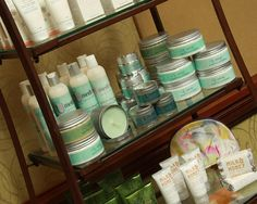 The U MediSpa brand of skincare has been formulated to Dr. Kattines specifications.