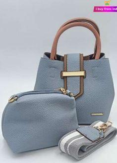 Handbags Online   Buy Handbags for women Discount   i Buy From India Branded Handbags Online, Beautiful Handbags, Leather Handbags, Women Accessories, India, Blue, Fashion, Cute Handbags, Moda