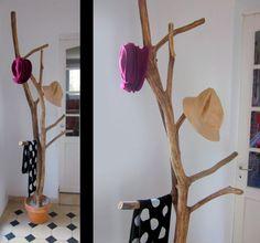 Le porte-manteau design arbre : un classique dans l\'ameublement ...