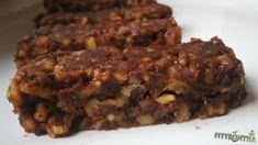 sütés nélküli, dió Meatloaf, Nutella, Healthy Living, Paleo, Sweets, Beef, Snacks, Cookies, Recipes