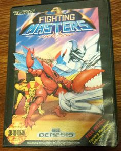 On instagram by damaramu #retrogaming #microhobbit (o) http://ift.tt/1RQwcm6 Masters! A very mediocre fighting game for the #SEGA #Genesis! Despite it being a rather bland fighter I'm still fond of the game!  #gamecollecting  #16bit