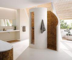 Poresta® Helical shower