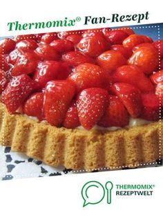 Knuspriger Erdbeerkuchen von sabri. Ein Thermomix ® Rezept aus der Kategorie Backen süß auf www.rezeptwelt.de, der Thermomix ® Community.