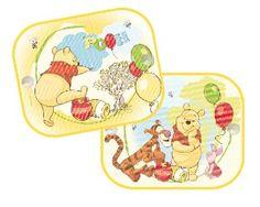 Sonnenschutz für Seitenscheibe, Winnie the Pooh, 2er Pack  4