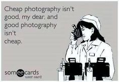 STOP ASKING ME TO DO MY JOB FOR FREE: A guide to being a decent friend to a photographer | fromthebirdcage
