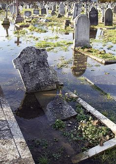 A watery grave in London
