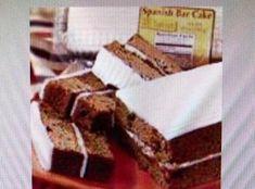 THE A & P Original SPANISH BAR CAKE ! Recipe | Just A Pinch Recipes