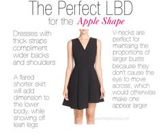 Tips to Find the Best LBD for Your Body Shape! - The Style Contour  ittle black dress, holiday party, body shapes, black dress, pear shape, the style contour