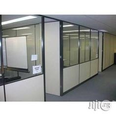 Aluminum Office Partitions Cr Laurence Archiproducts Aluminum