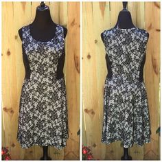 Gorgeous Chic Black Dress New with tags.  5 Robbie Bee Dresses