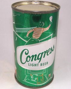 Congress Light Beer