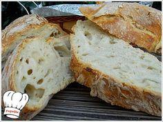 ΨΩΜΙ ΣΑΝ ΠΡΟΖΥΜΙ ΧΩΡΙΣ ΖΥΜΩΜΑ!!! Pan Bread, Bread And Pastries, Appetisers, Greek Recipes, Biscotti, Food Inspiration, Delish, Bakery, Food And Drink