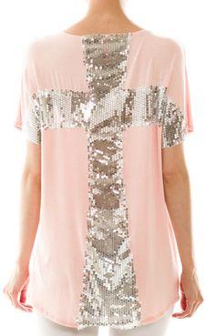 Pink Sequin Dress Up Down