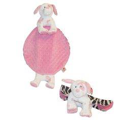 Audrey Snuggle Buddy - $29.95 - the softest animal lovey (lovie) a child will ever have to love and cherish.  www.bibshoppe.com