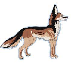 Fox Creature Design by Lithroxid.deviantart.com on @DeviantArt