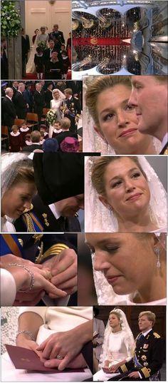 02-02-02: Huwelijk Willem-Alexander en Máxima | De Oranjes